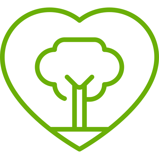 passionate about trees icon